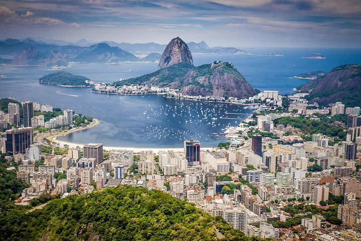 Brazil - Safest Countries to visit in South America