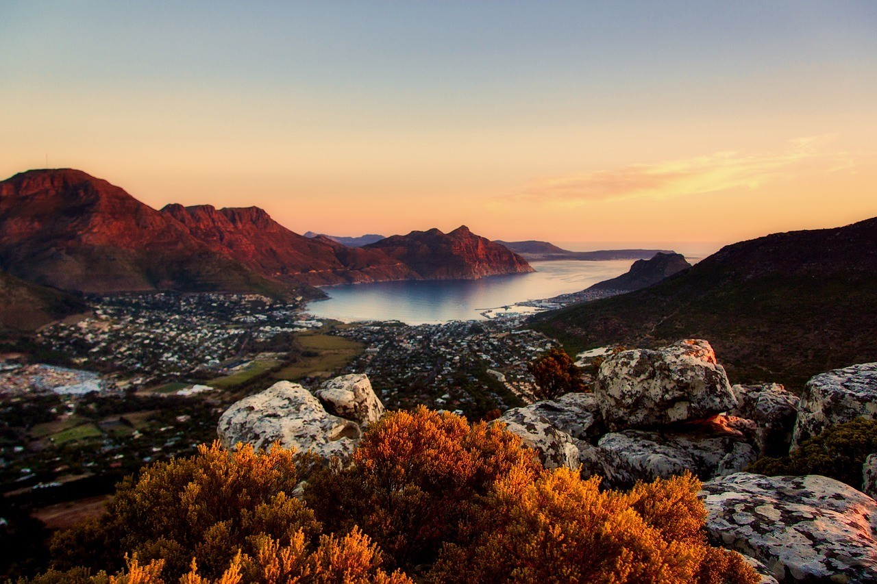 Cape Town - Safe Countries in Africa