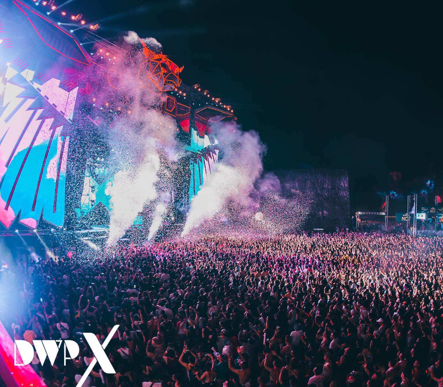 DWP - Best Music Festivals in Bali