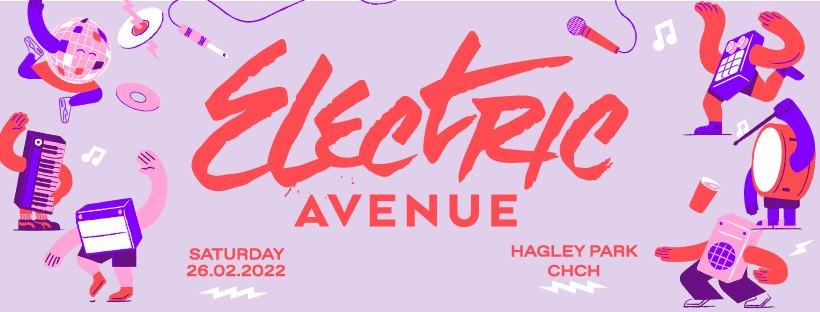 Electric Avenue Festival New Zealand