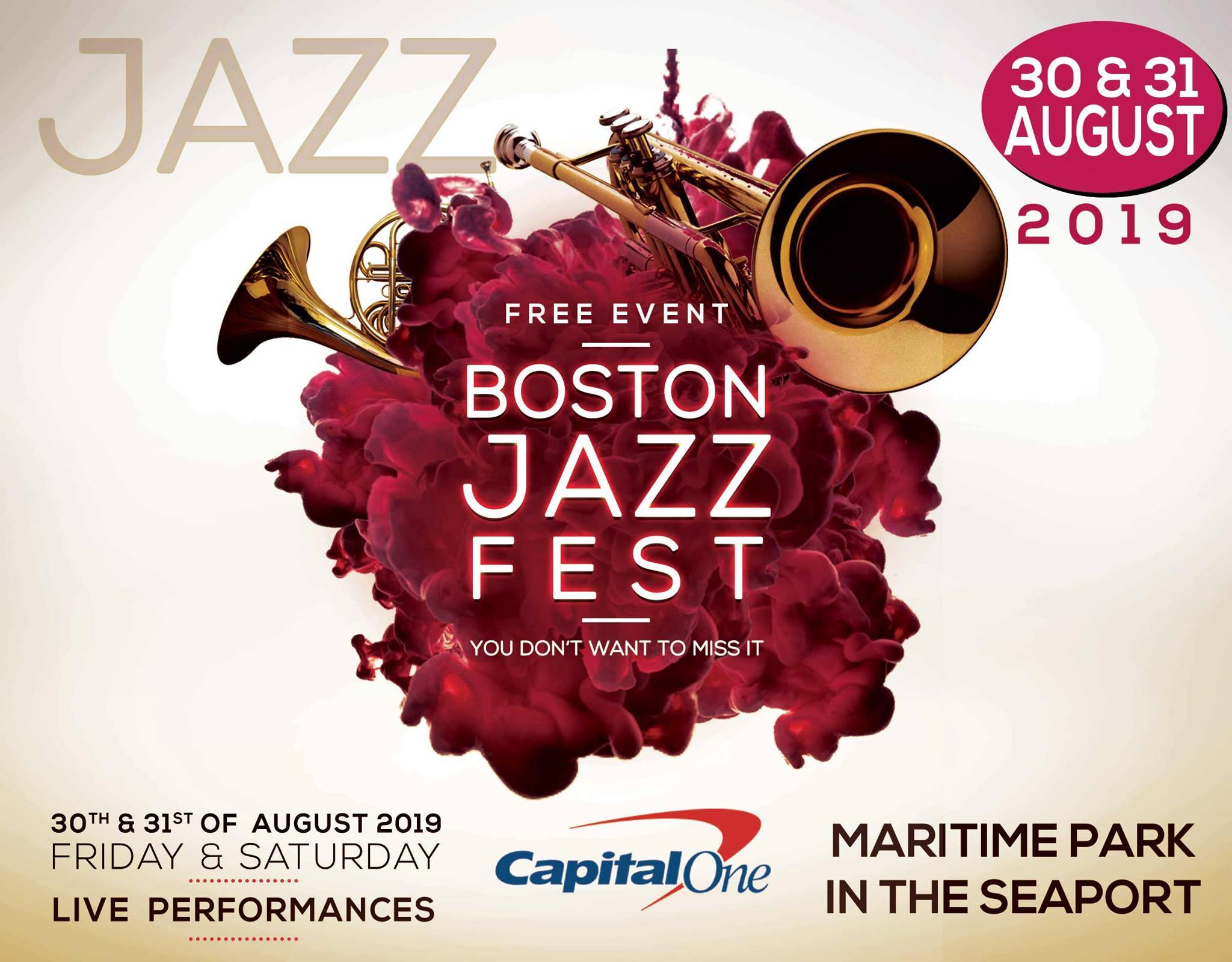 Free Boston Festivals 2019