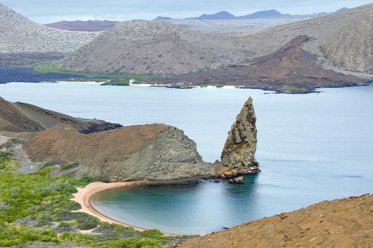 Galapas Islands Ecuador - Safest Places to visit in South America 2019