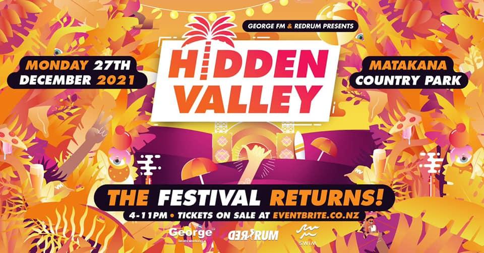 Hidden Valley New Zealand Festival 2021