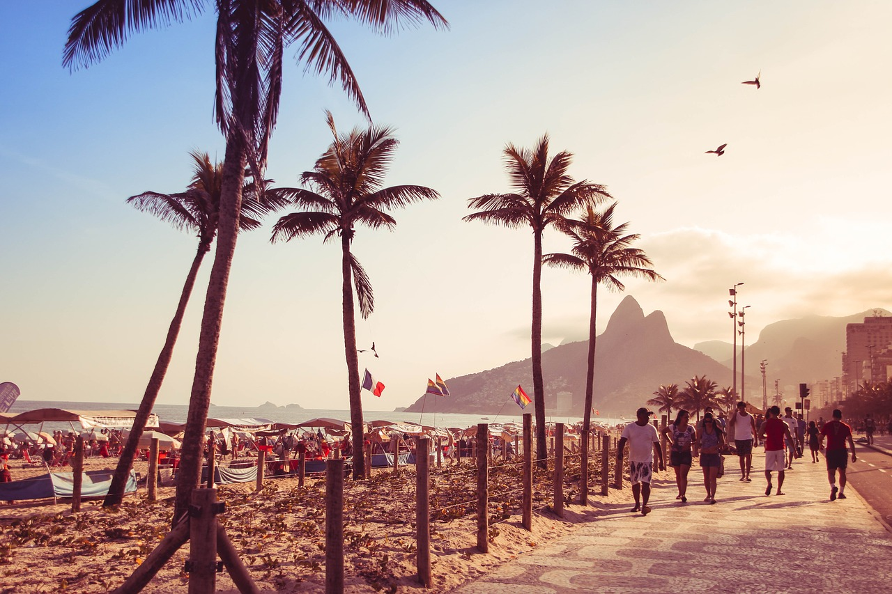 Is Brazil Safe to Visit - Safest Countries in South America