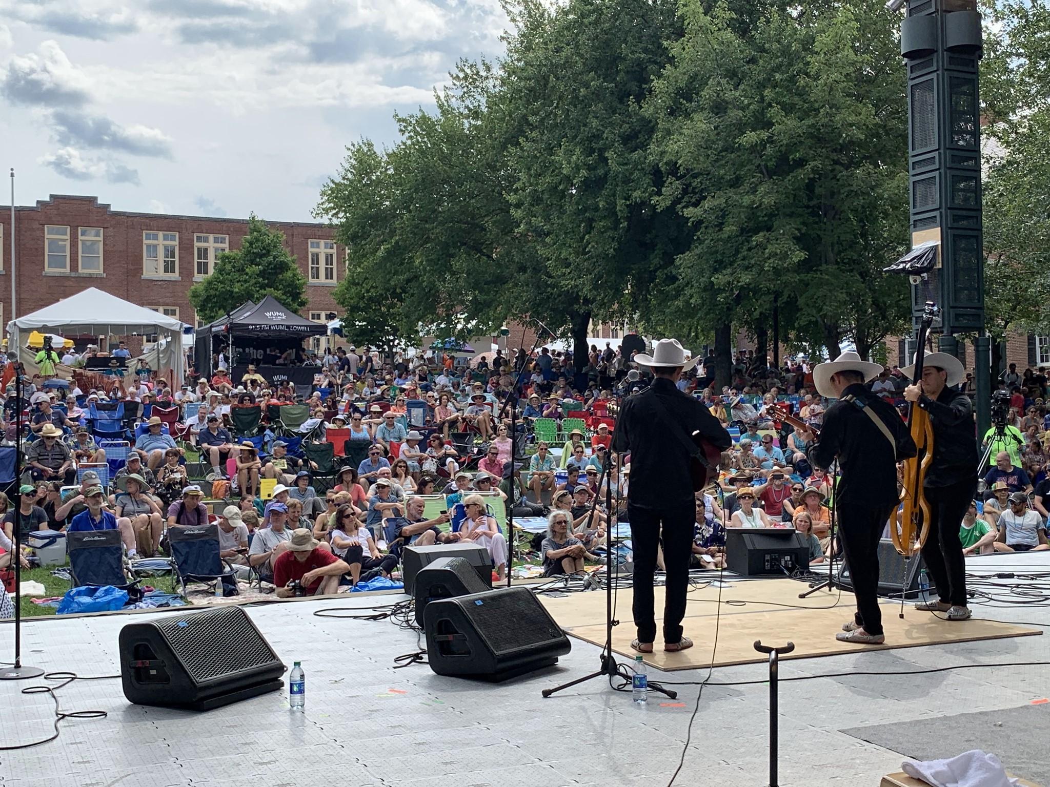 Lowell Folk Festival 2021