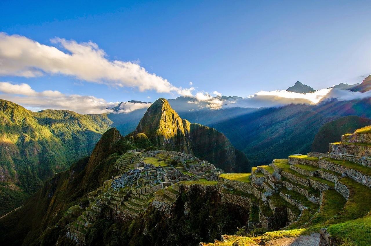 Machu Pichu - Safe Countries in Latin America