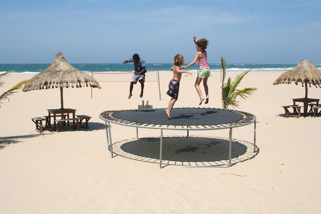 Mozambique Beach - Safest Countries to Visit in Africa