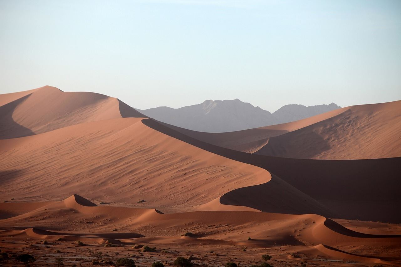Namibia Desert - Safe Countries in Africa 2019