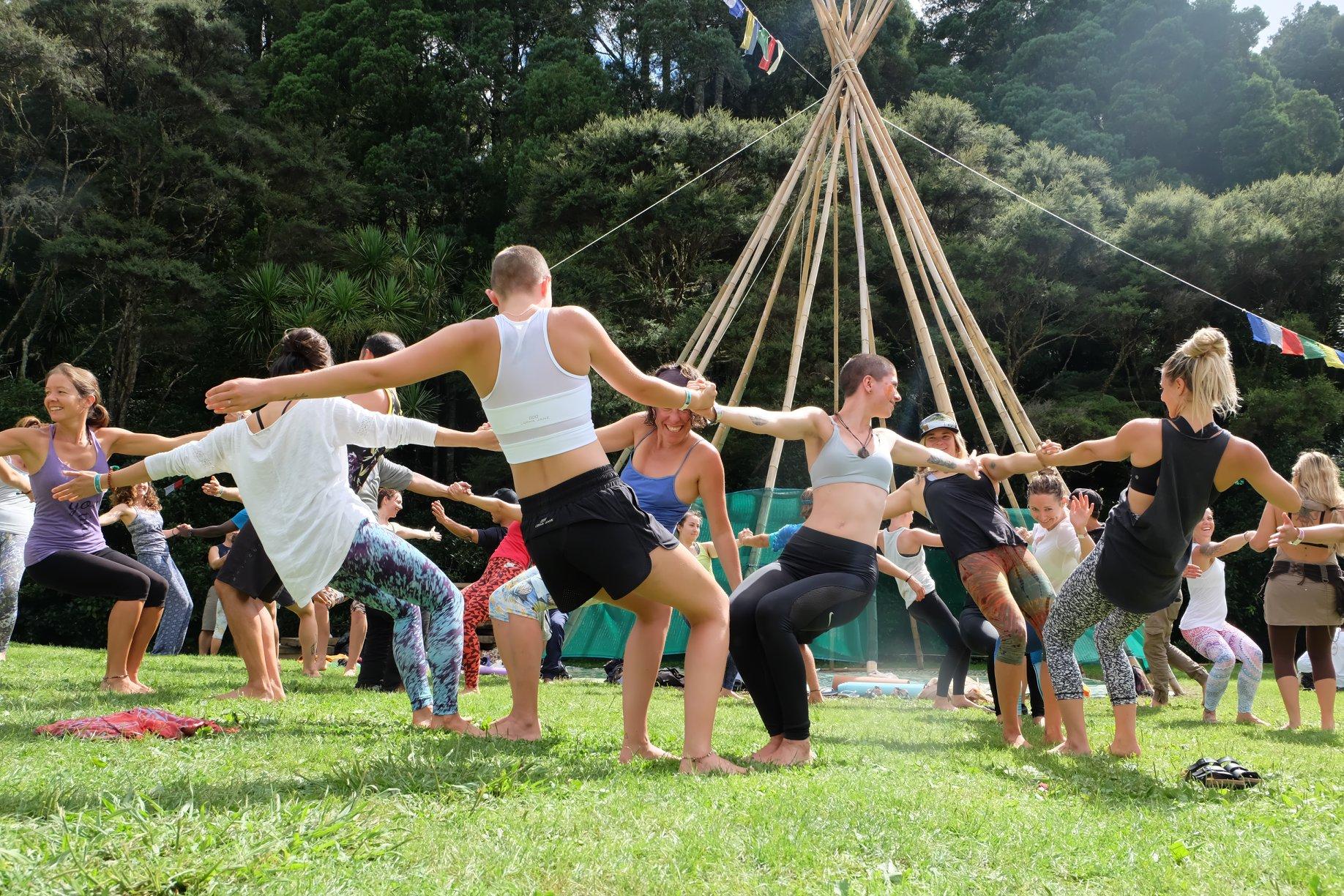 New Zealand Yoga Festival - Best NZ Festivals 2020