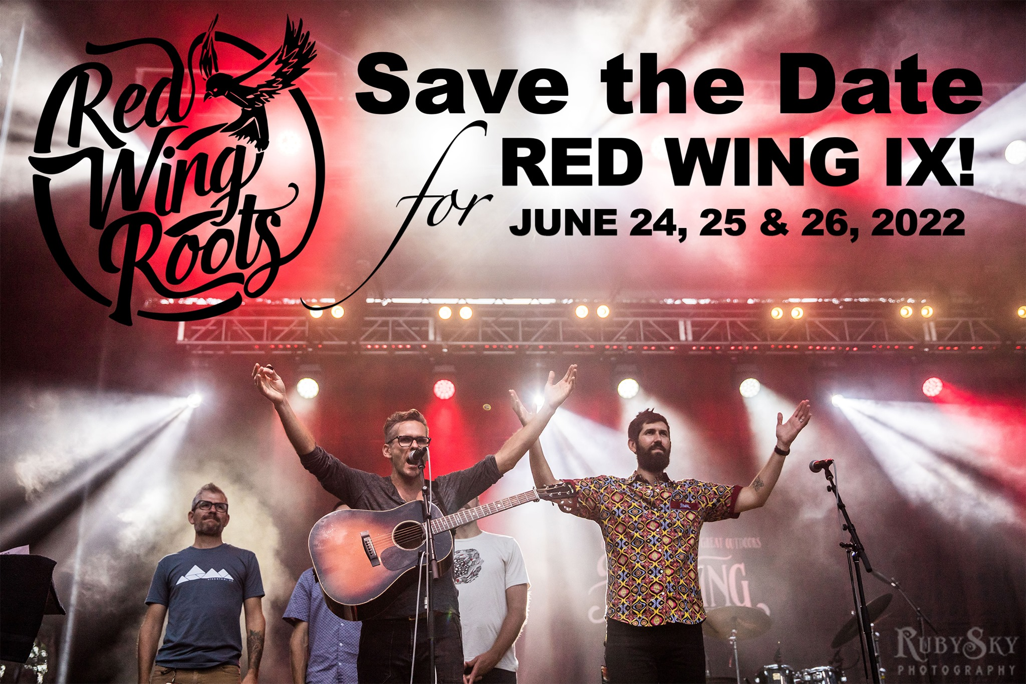 Red Wing Roots Music Festival Virginia 2022