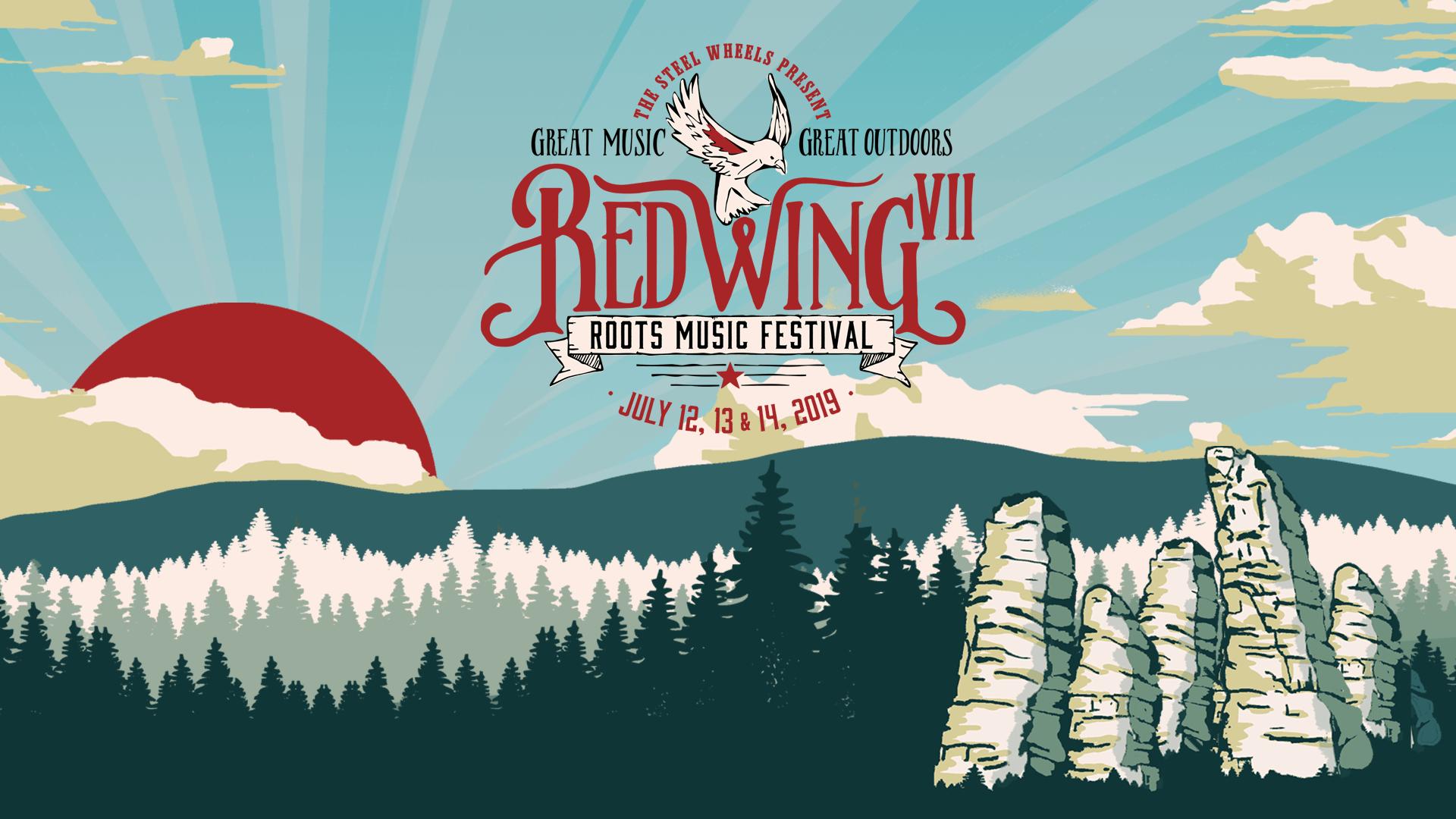 RedWing Roots Music Festival - Virginia Summer Music Festivals