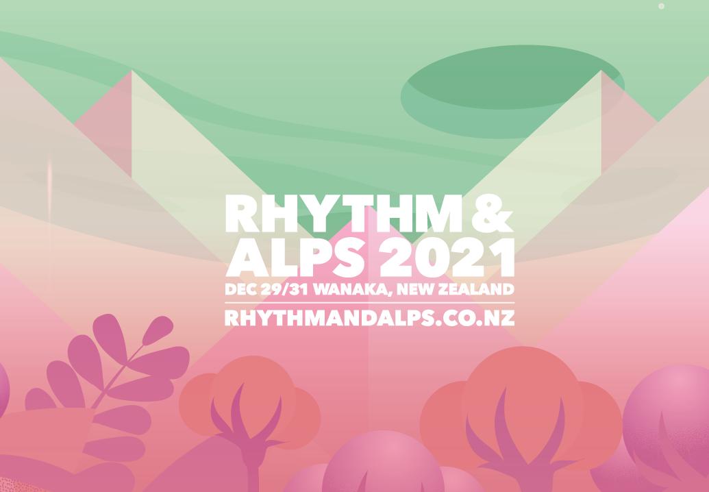 Rhythm Alps New Zealand Festival 2021