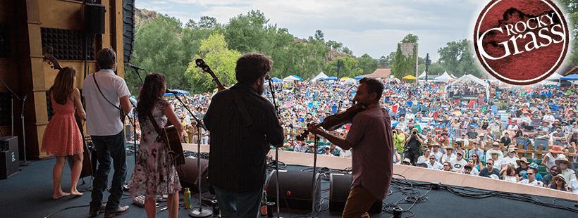 Rockygrass Folk Festival Colorado