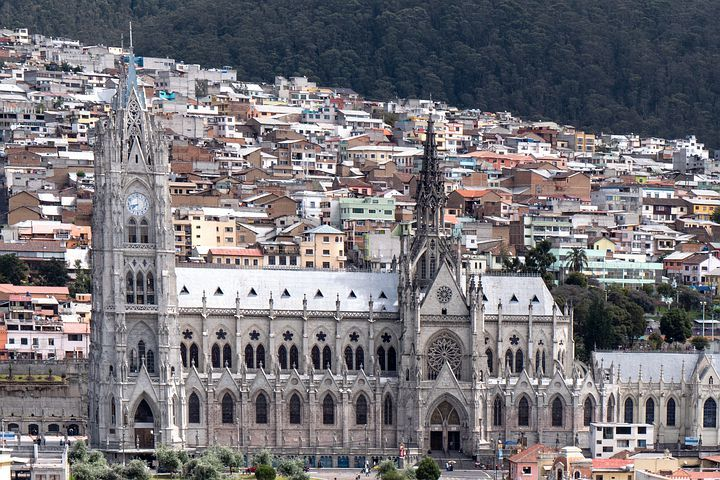 Safest Cities in South America
