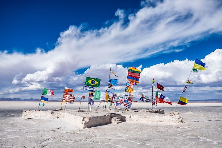 Salt Flats - Bolivia Safety Travel Tips