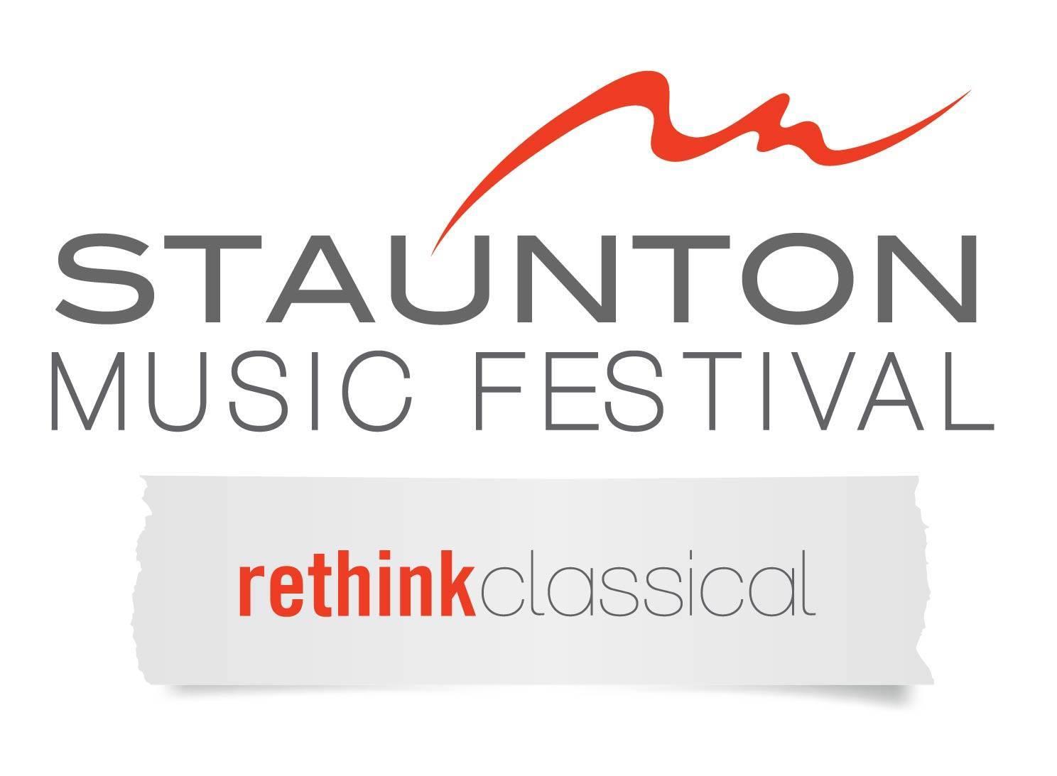 Staunton Music Festival - Classical Music Festival VA 2019