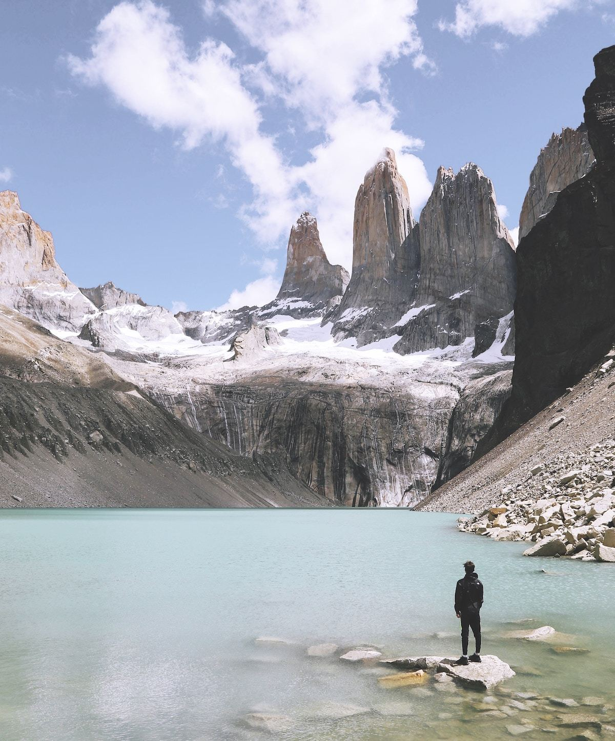 Torres Del Paine - Safest Countries in South America