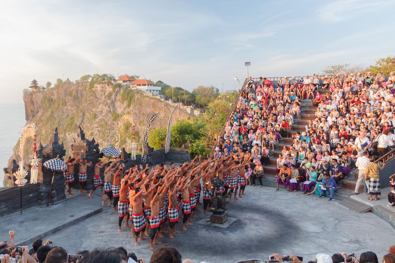 Uluwatu Temple Kecak Fire Dance