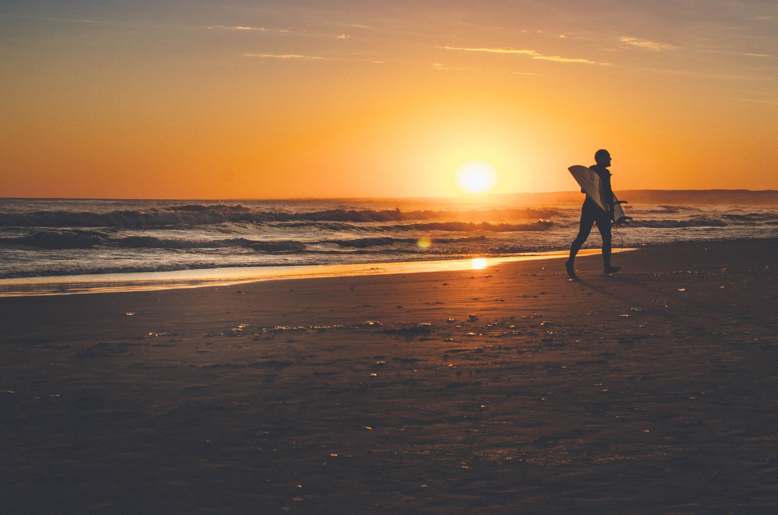 Uruguay Beach - Safe Country in latin America