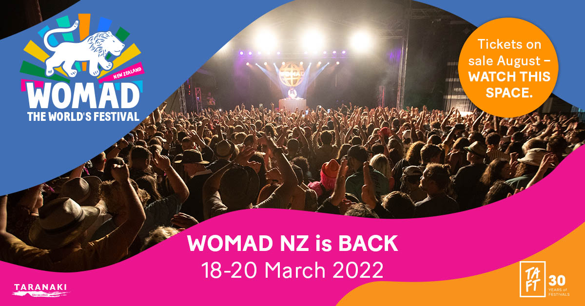Womad Festival New Zealand 2022