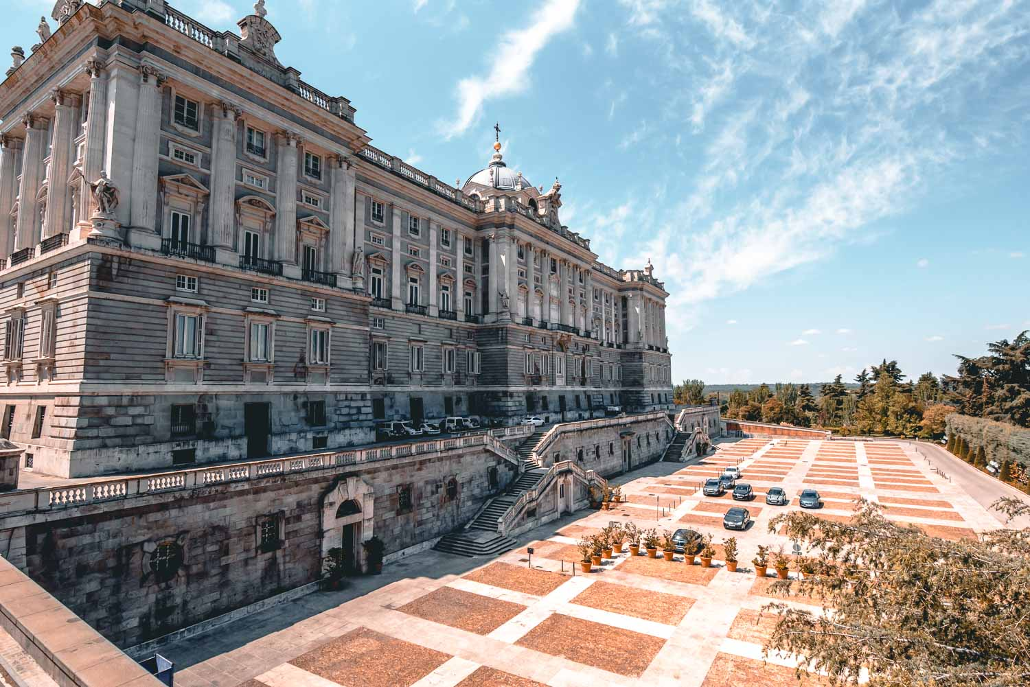 Royal Palace - 2 Days in Madrid