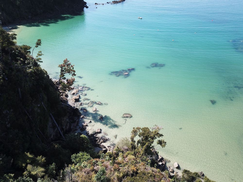 Abel Tasman National Park - new zealand south island itinerary 2019