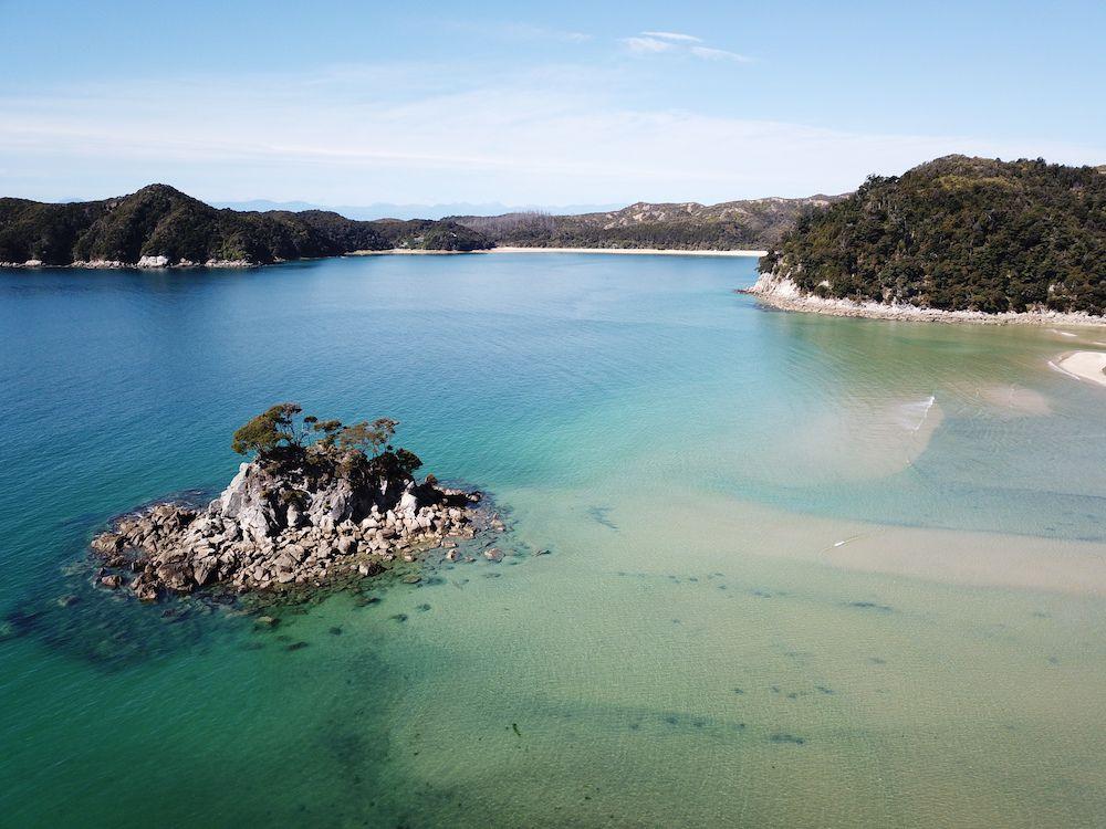 Abel Tasman National Park -new zealand south island itinerary