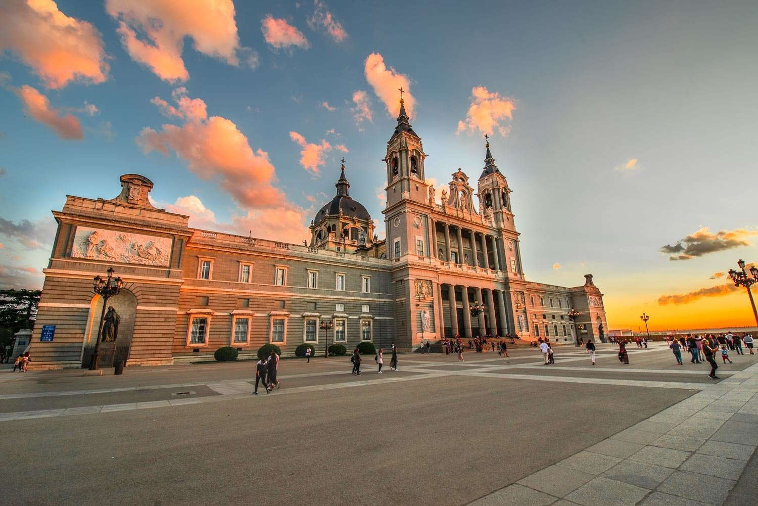 Almudena Cathedral - 2 Days in Madrid Travel Itinerary