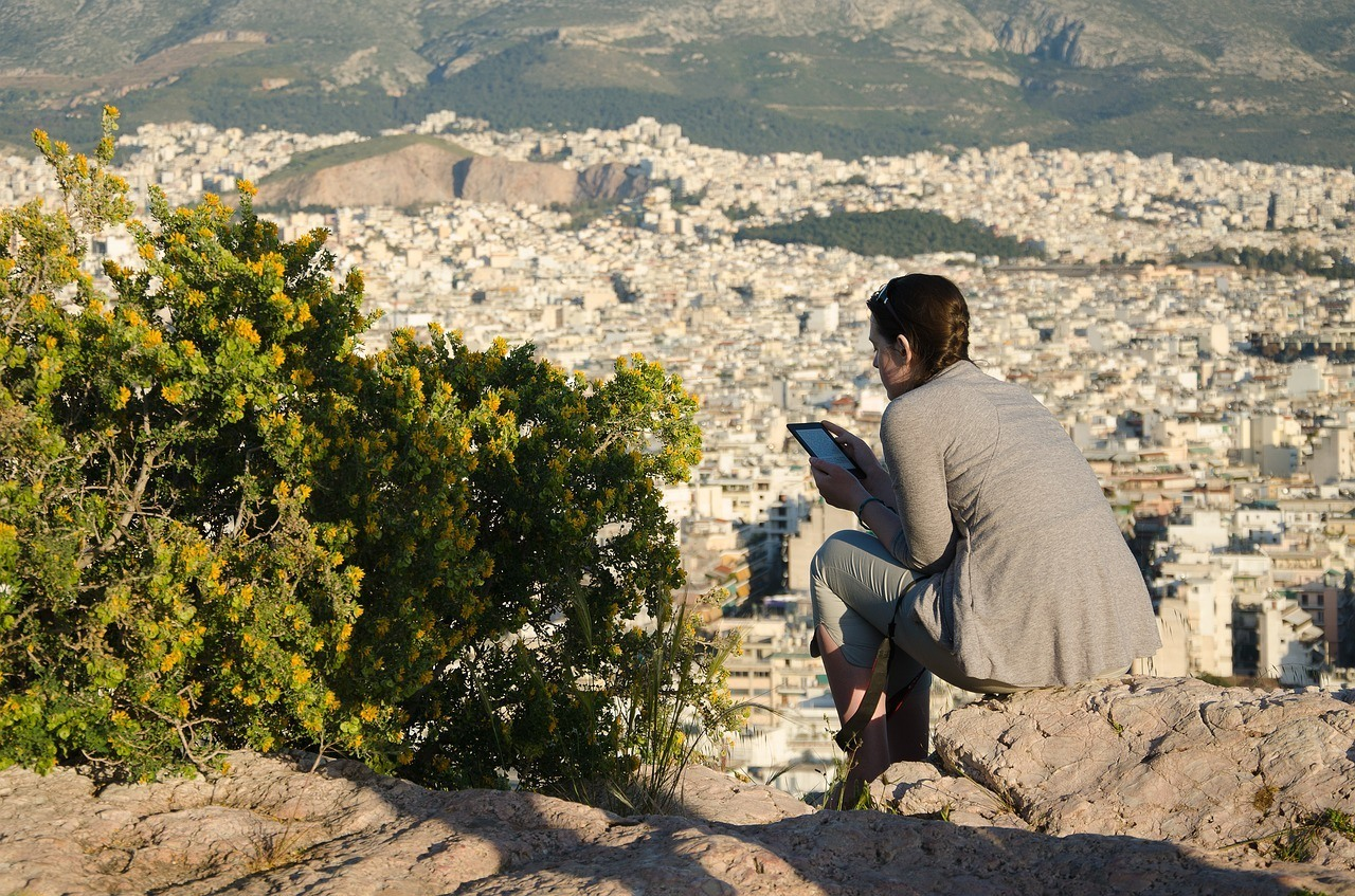 Areopagus Hill - Best Views in Athens