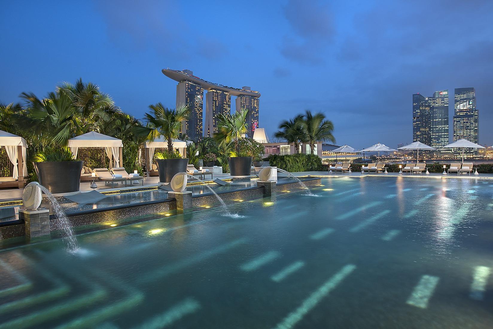 Best Singapore Infinity Pools