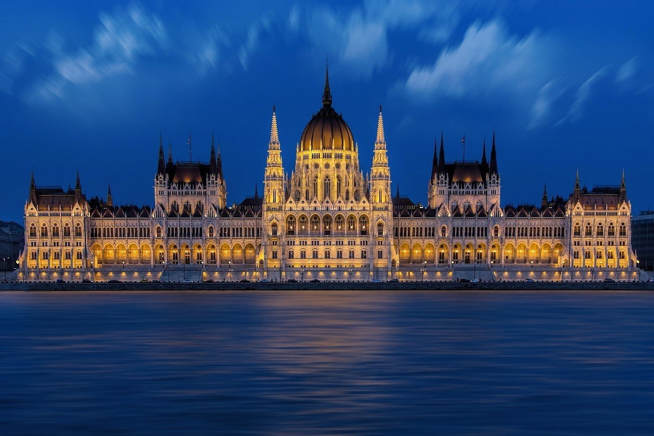 Budapest Parliament - 2 Days in Budapest Itinerary