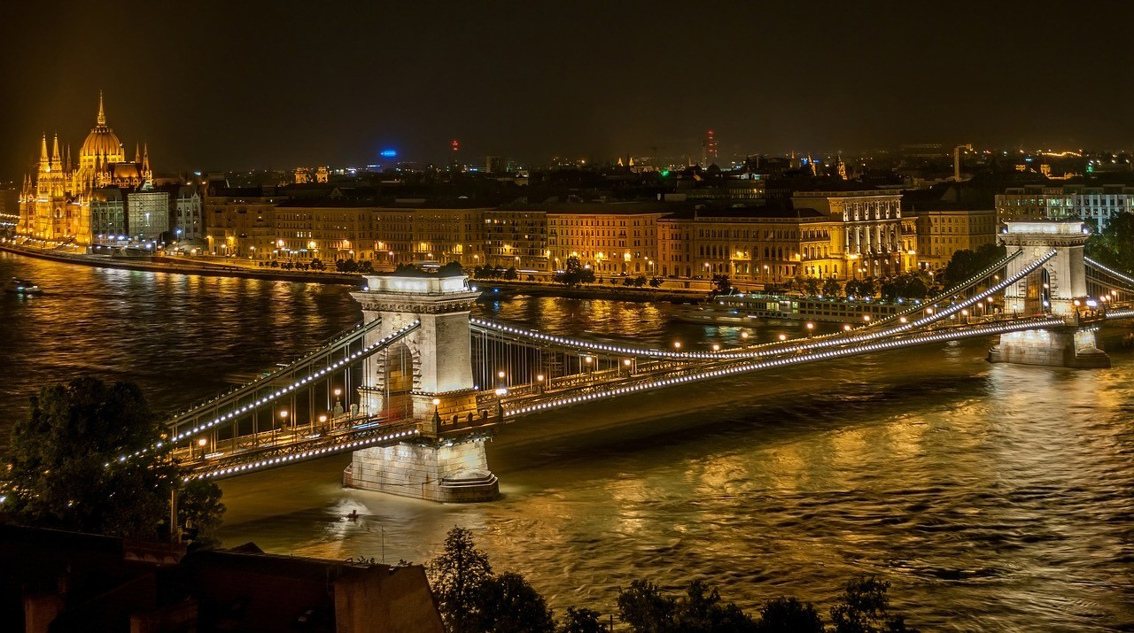 Budapest at Night - Best Budapest Itinerary