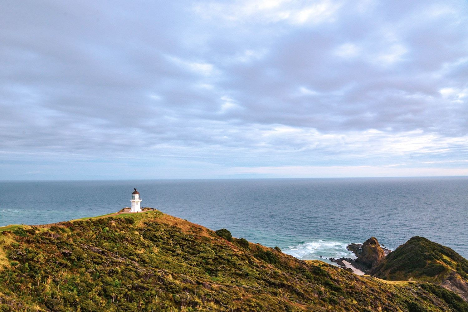 Cape Reinga - Places to visit in the north Island of New Zealand