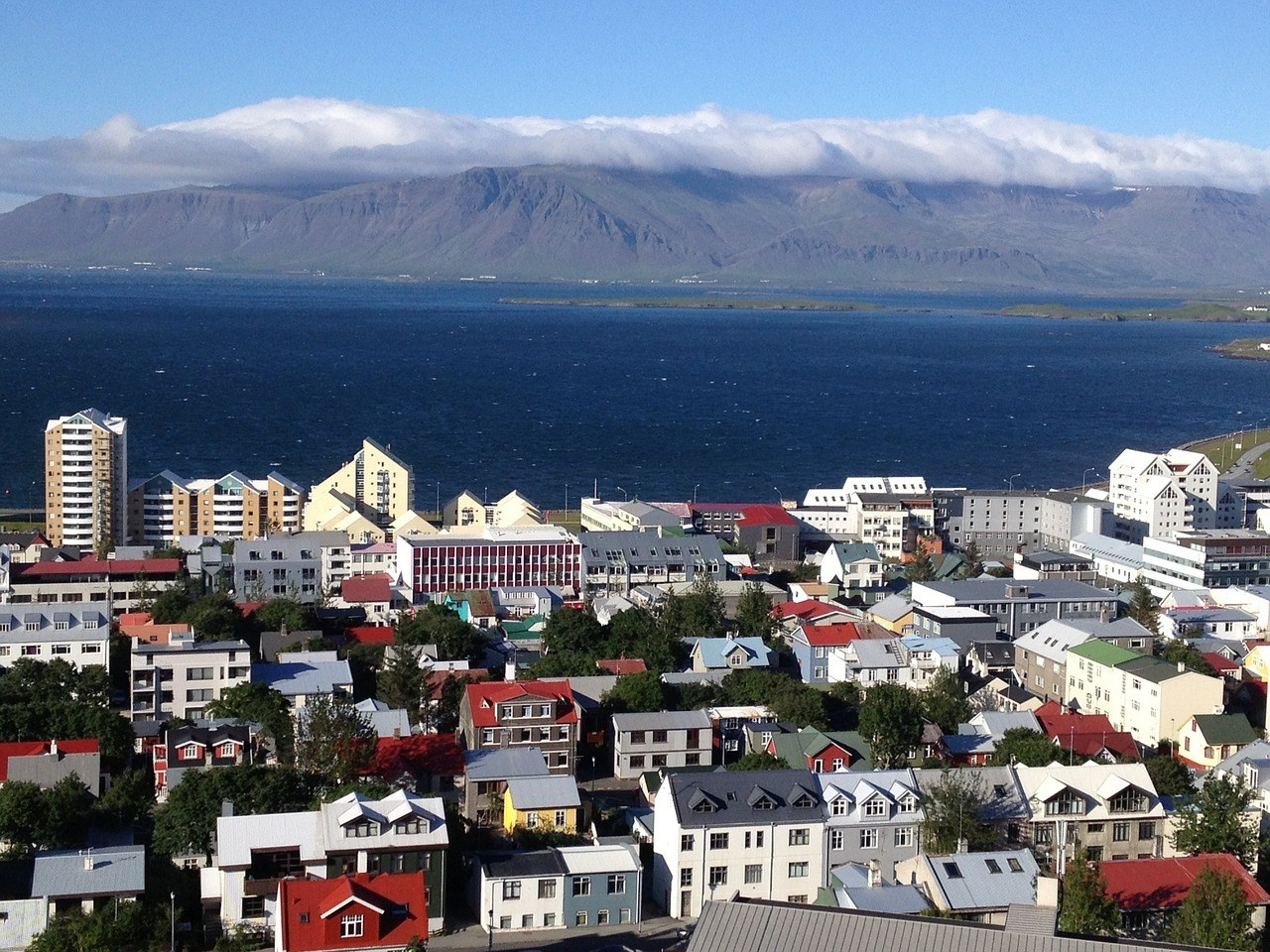 Capital of Iceland Facts