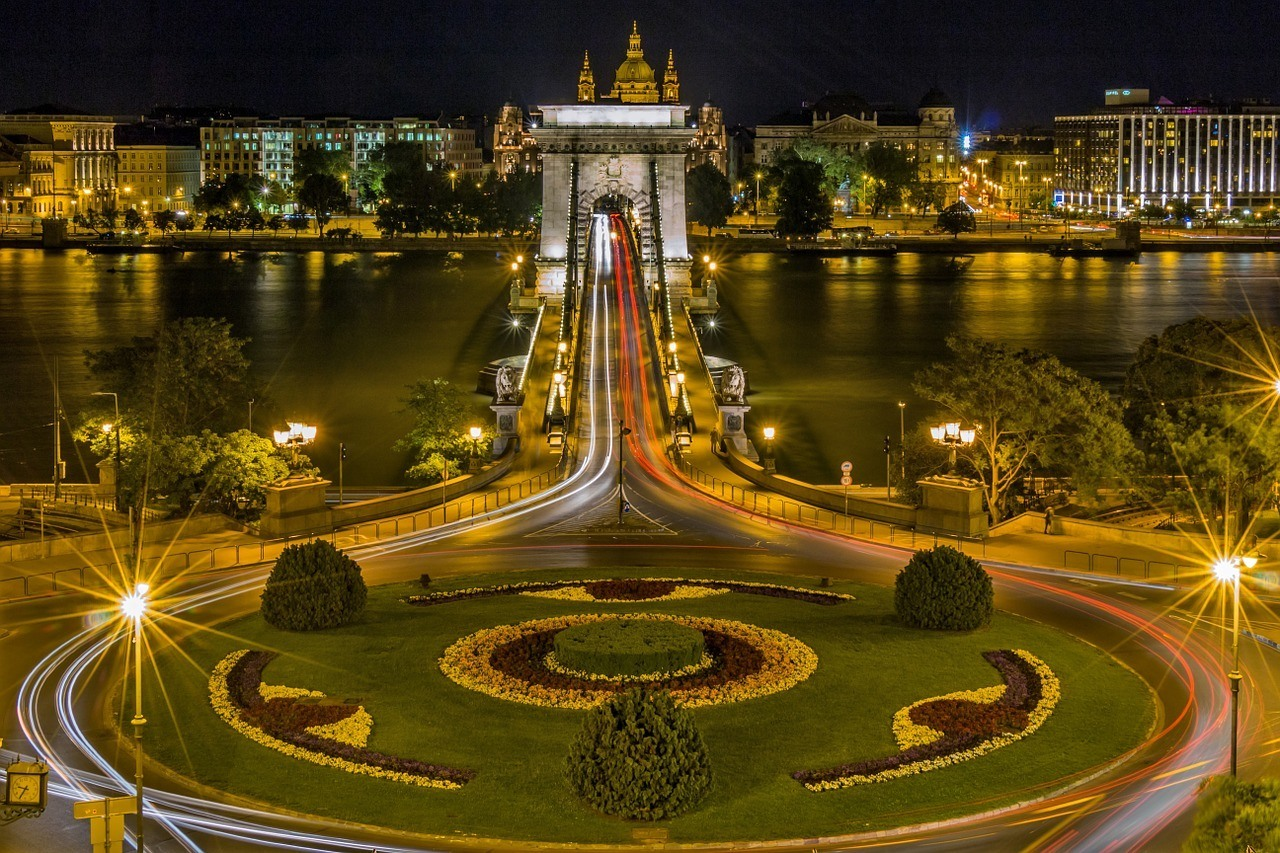 Chain Bridge - 2 Days in Budapest Travel Itinerary