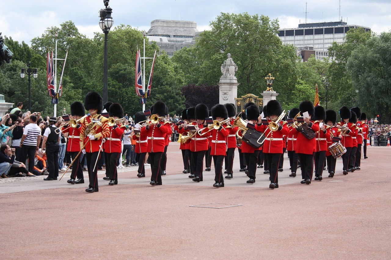 Changing of the Guard - Things to do in London 2019