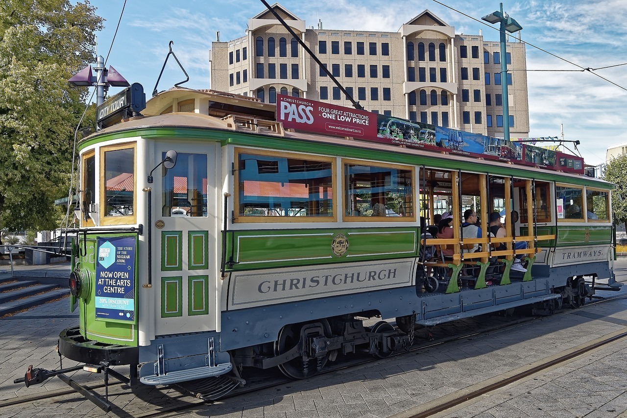 Christchurch New Zealand - best things to do