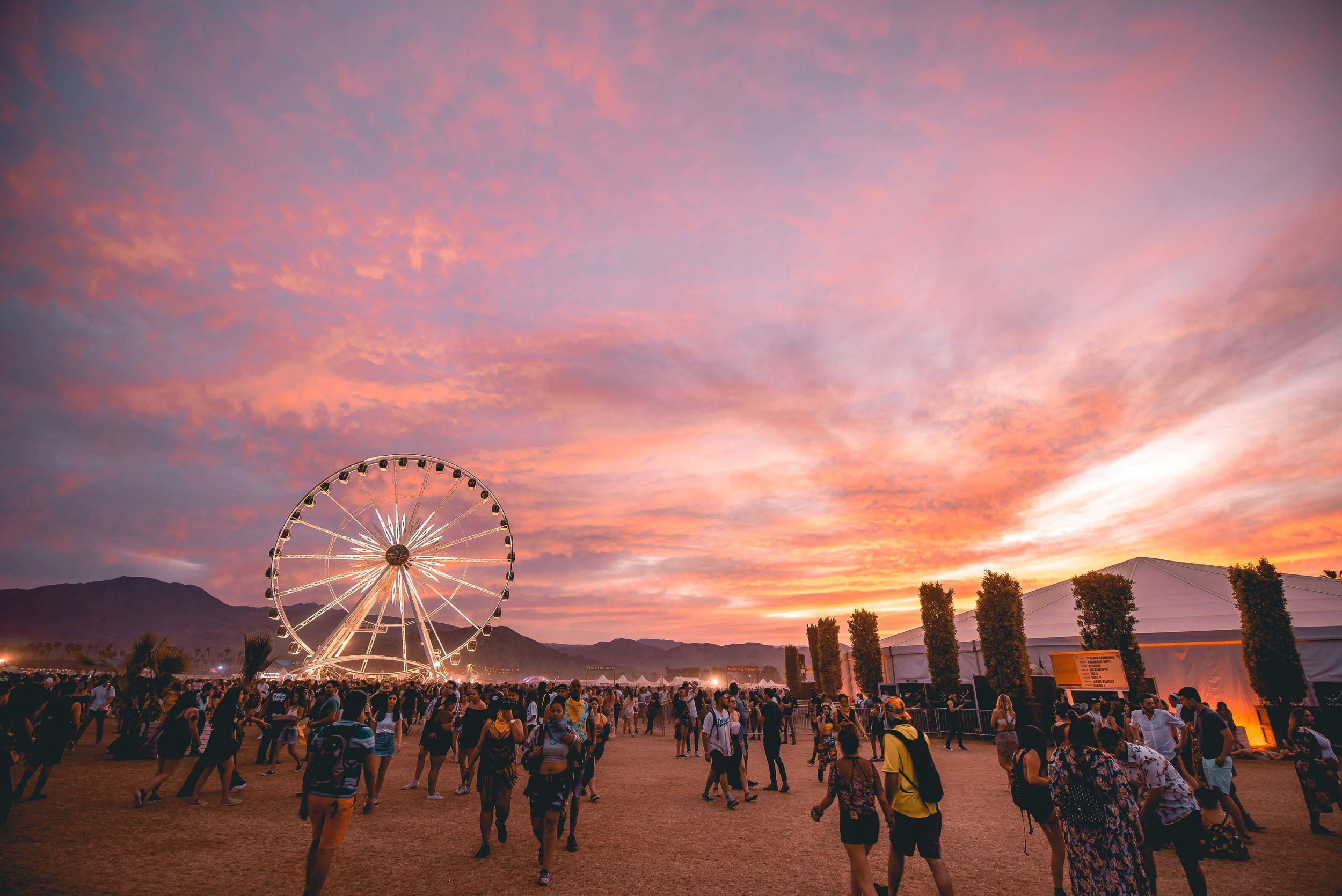 Coachella - Hip Hop Festivals