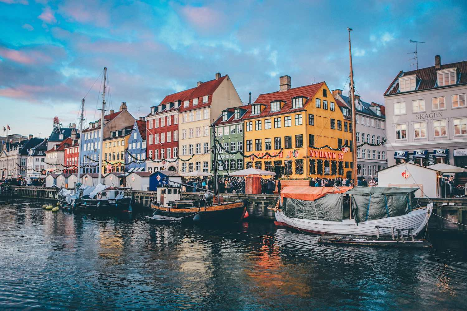 Copenhagen Things to do in two days