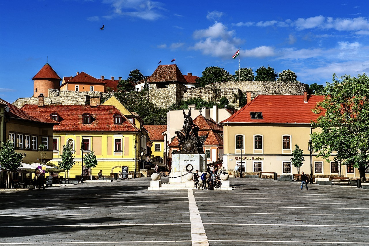 Eger Day Trip from Budapest