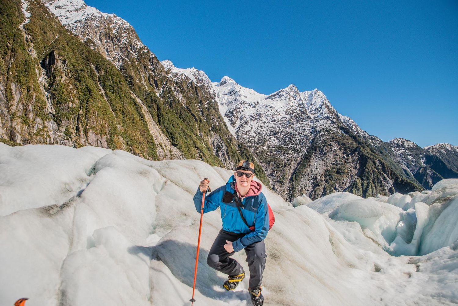 Franz Josef - Things to do on South Island of New Zealand