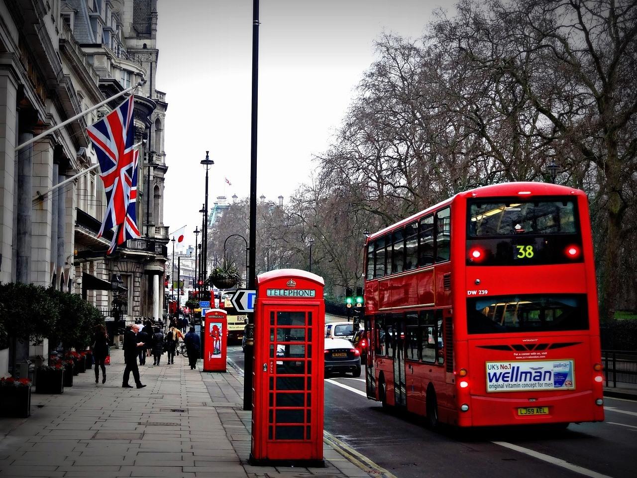 Getting Around London - Public Transportation
