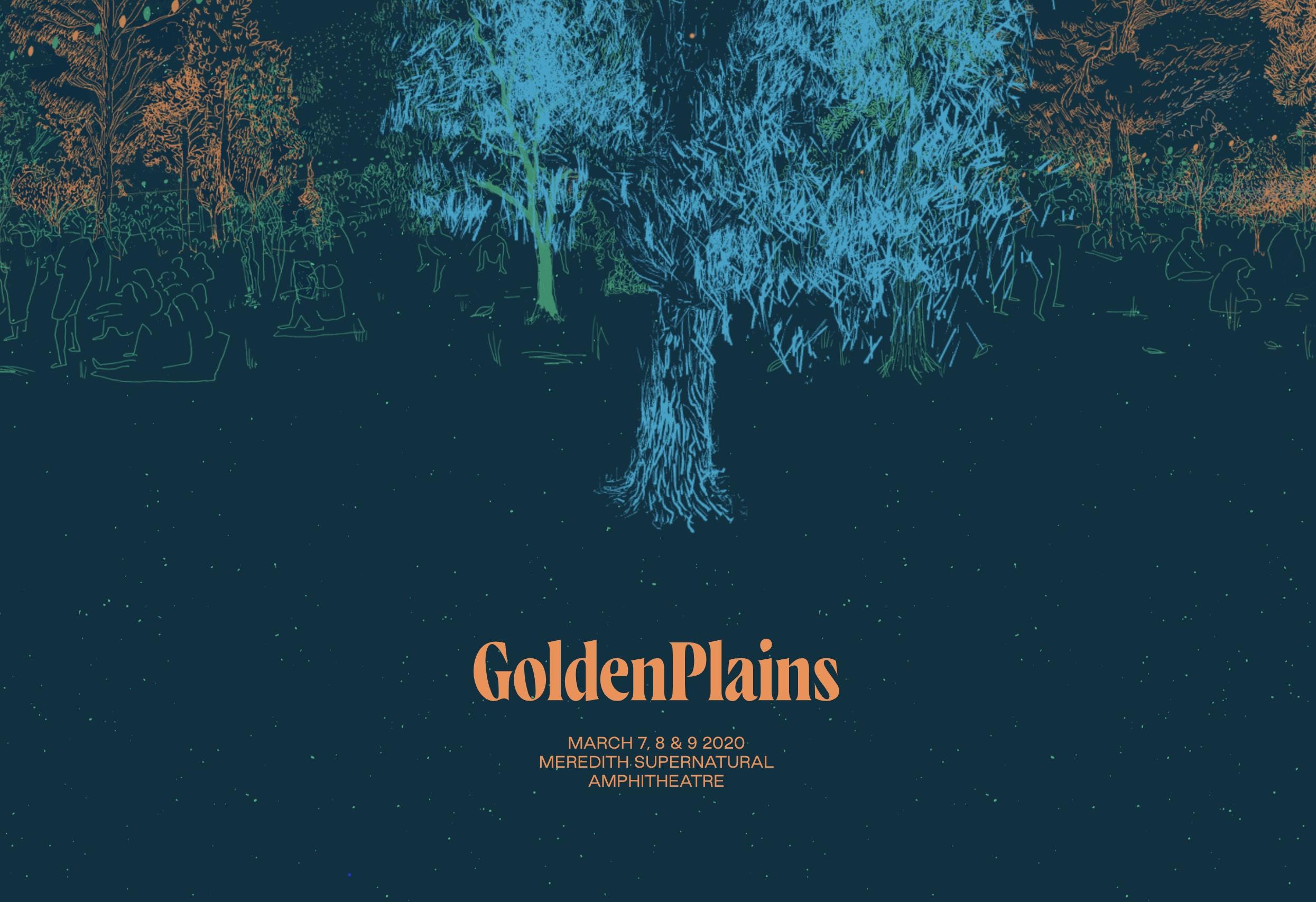 Golden Plains Music Festival Australia 2020