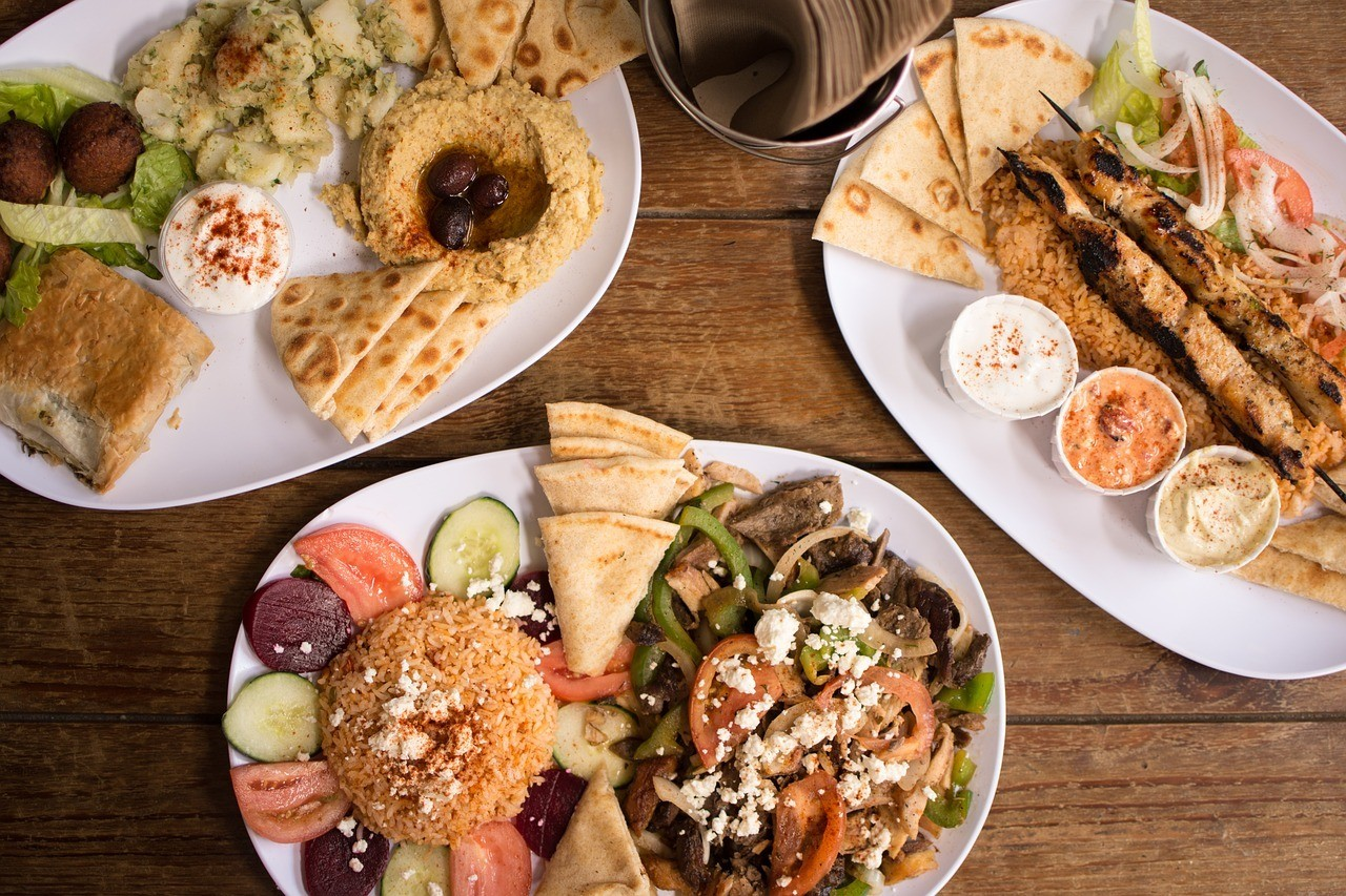 Greek FOod - Best Places to eat in Athens