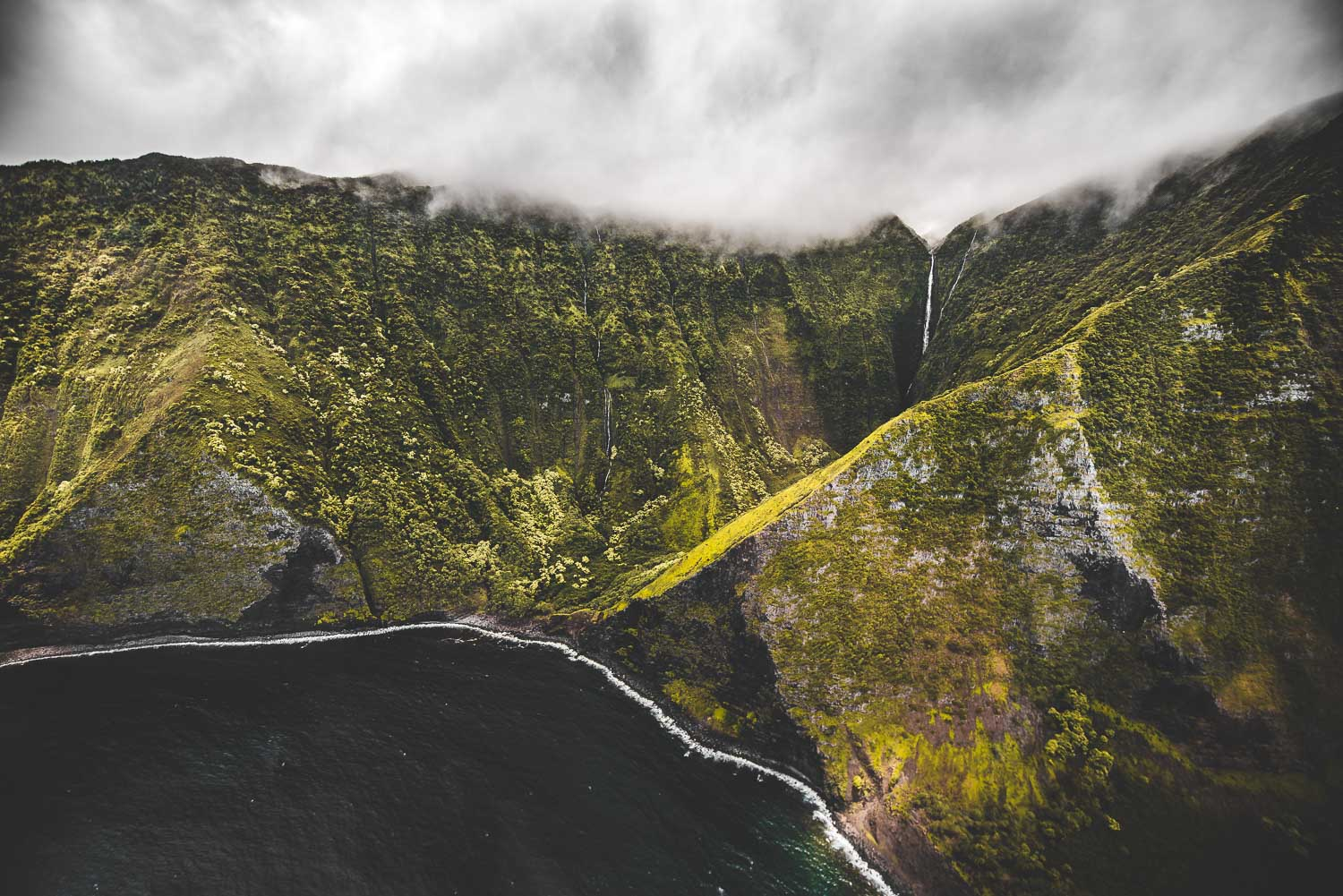 Helicopter Flight - Maui Itinerary