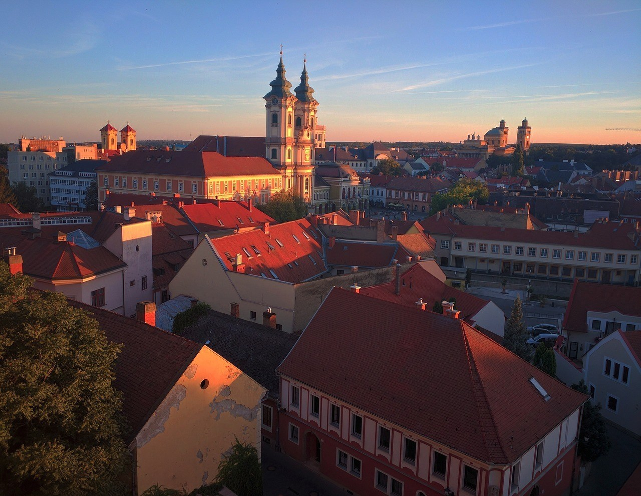 How to get from Budapest to Eger