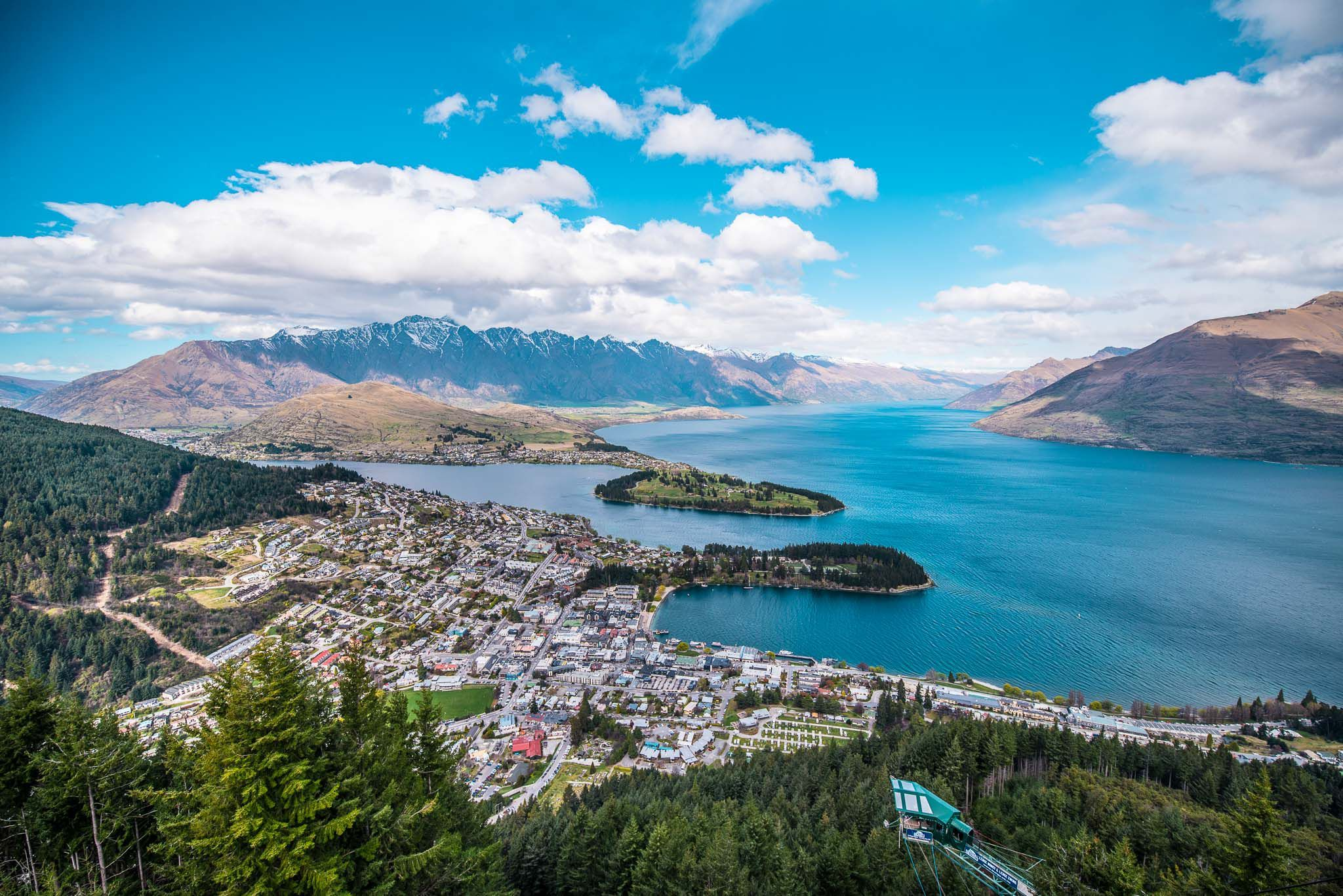 Ledge bungy Jumping Queenstown 2019