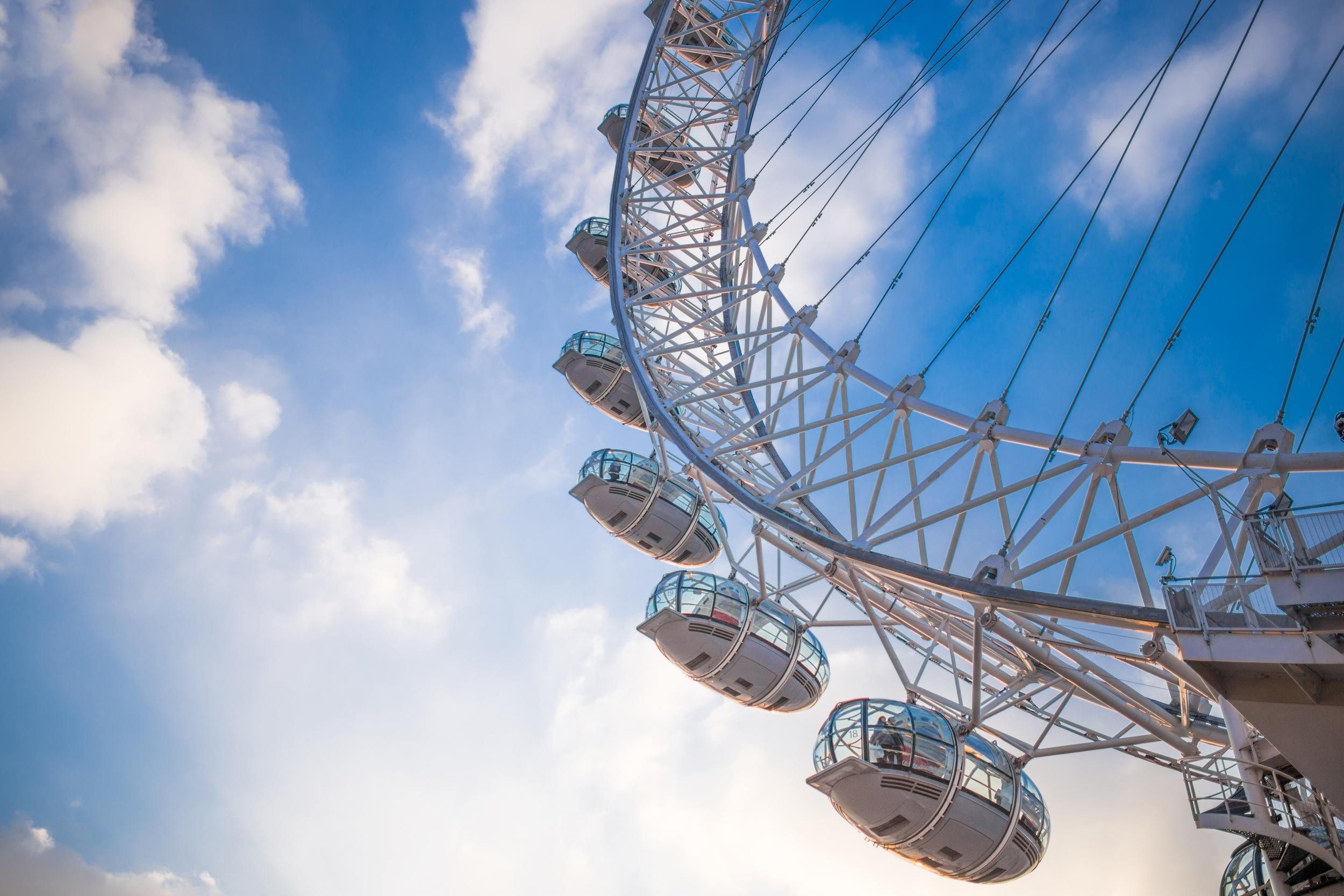 London Eye - 2 Day Itinerary