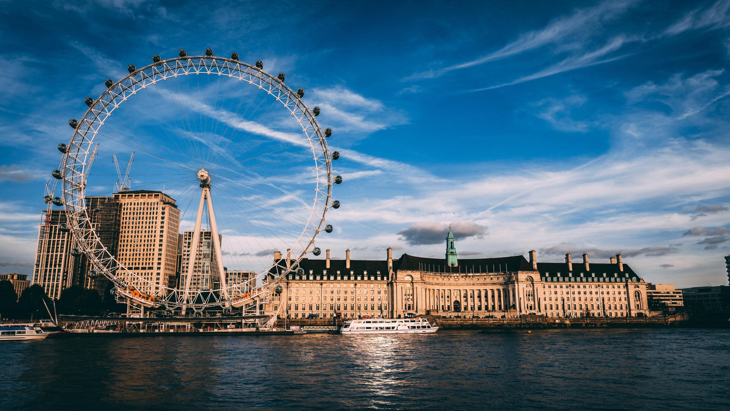 London Eye - Best Things to do in London in 48 Hours