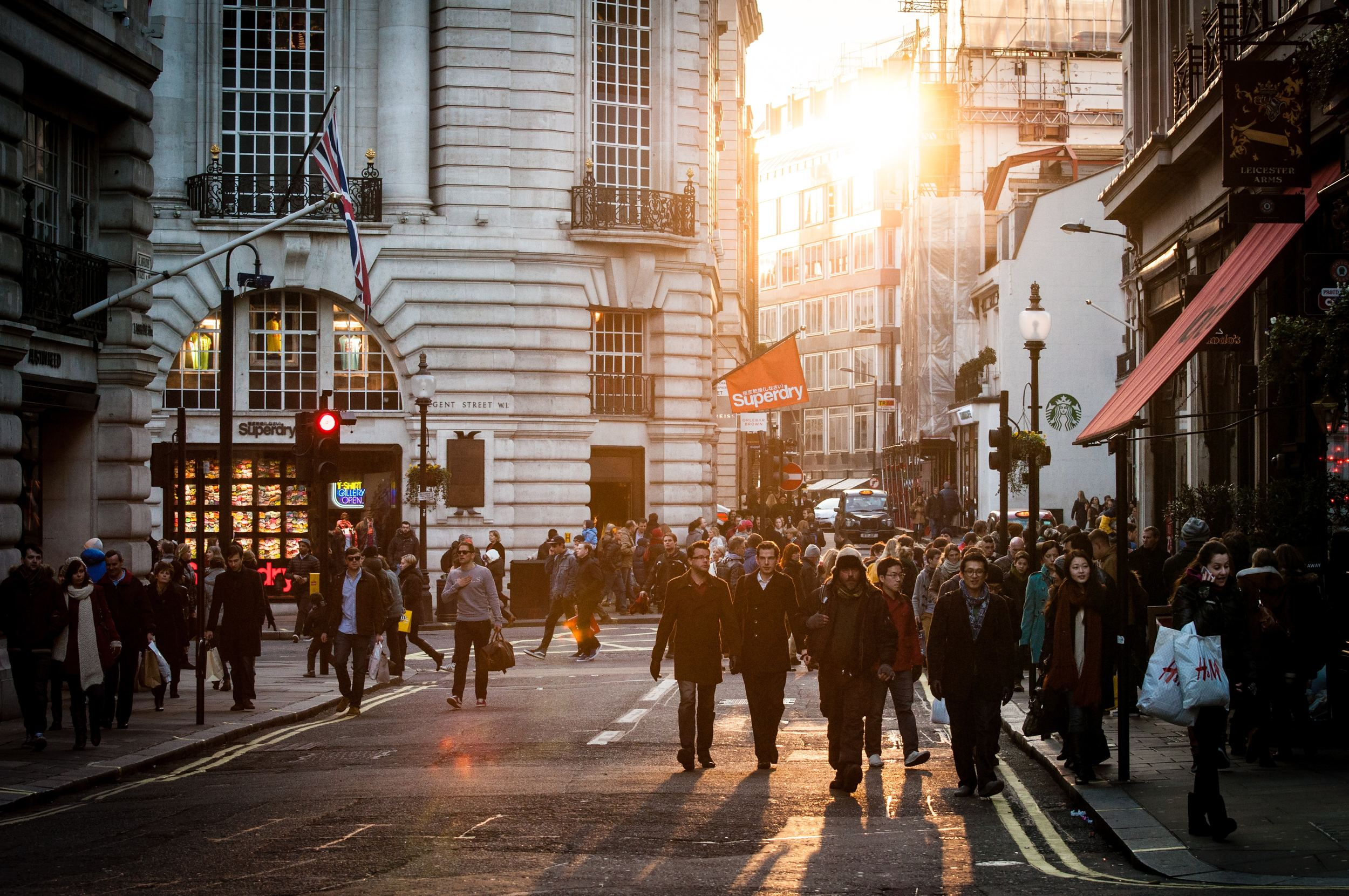 London Shopping - Best London Itinerary